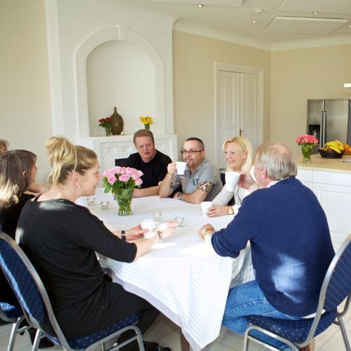 Alkoholbehandling på Behandlingscenter Søby Park
